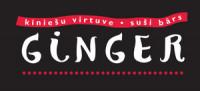 Ginger restorāns Logo