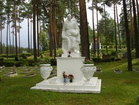 Brāļu kapi Логотип