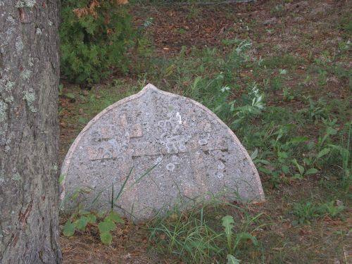 Vecticībnieku kapi Логотип