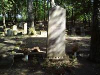 Ēbreju kapi,Jēkabpils Логотип