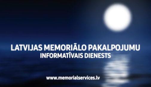 MemorialServices prezentācija Latvijas Apbedītāju asociācijas biedriem