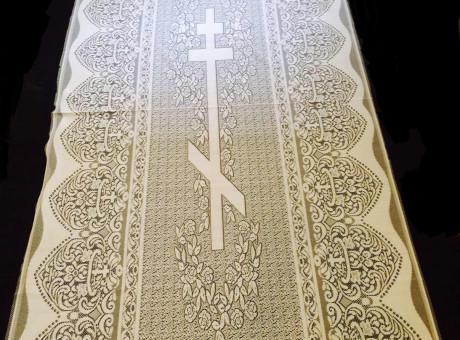 Līķauts ar pareizticīgo krustu