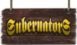 Gubernators, restorāns Logo