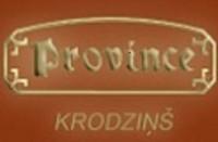 Province Latviešu nacionālais krodziņš Logo