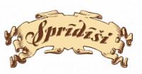 Sprīdīši, kafejnīca Logo