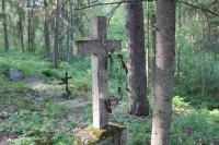 Saldus pagasts, Mazbišu kapi Логотип