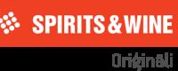 Spirits&Wine alkoholisko dzērienu tirdzniecība un vairumtirdzniecība Logo