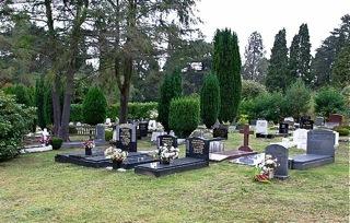 О своих похоронах нужно позаботиться самому