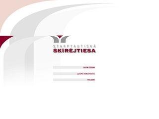 Juridiskais birojs Respondere SIA Homepage