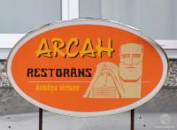 Arcah restorāns Logo