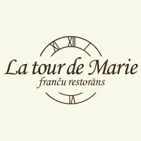 La Tour de Marie restorāns Logo