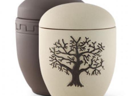 Keramikas urnas
