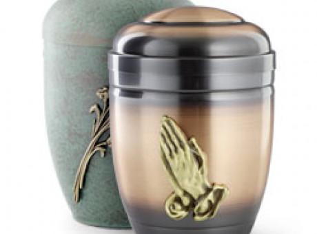 Bronzas urnas