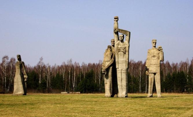 Salaspils Memoriālais ansamblis Fotogalerija