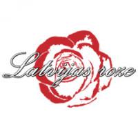 Latvijas roze SIA veikals Logo