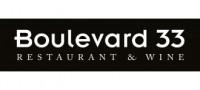Boulevard 33 restorāns Logo