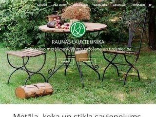 SIA RAUNAS LAUKTEHNIKA Homepage