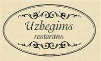Restorāns Uzbegims,uzbekistānas nacionālās virtuves Logo