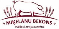 Miķelāni bekons, Ēdnīca – kafejnīca Logo