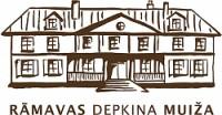 Rāmavas Depkina muiža Logo