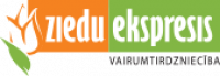 Ziedu ekspresis Logo