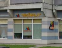 Kafejnīca Mežmala Logo