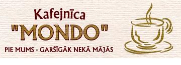 Mondo SIA, Kafejnīca Логотип