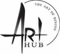 Art Hub restorāns Logo