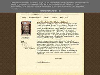 Ciemkalēji Homepage