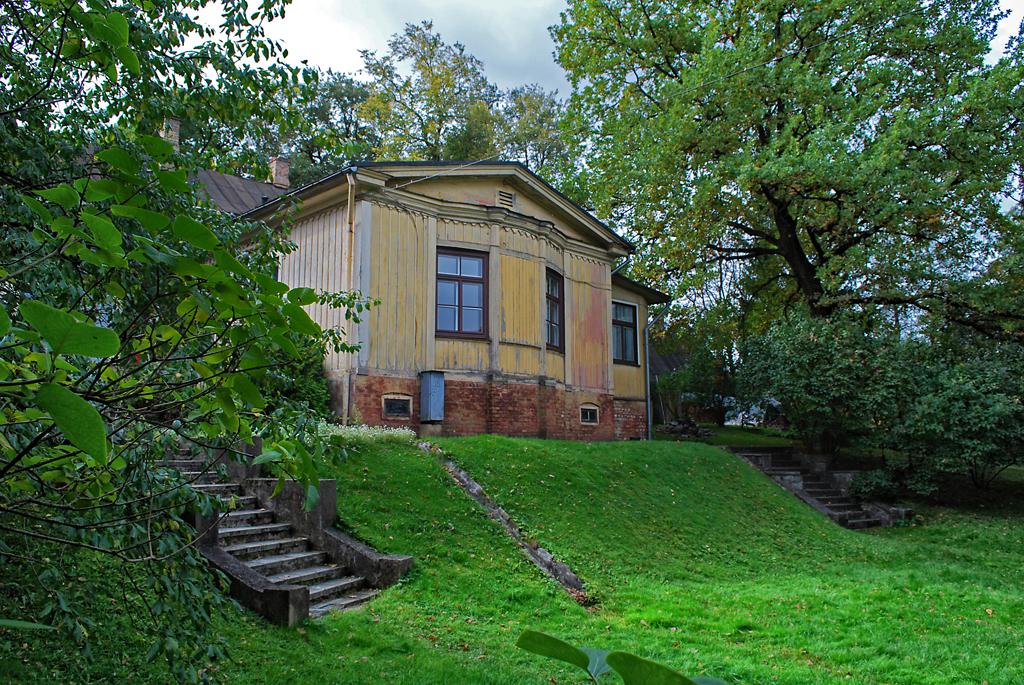 Ojāra Vācieša memoriālais muzejs Fotogalerija