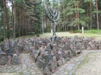Ebreju Memoriāls, Rumbula