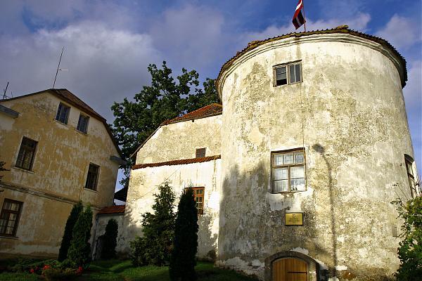 Alsungas Livonijas ordeņa pils