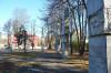 Krustpils parks un Otrā pasaules kara memoriāls logo
