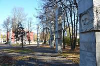 Krustpils parks un Otrā pasaules kara memoriāls