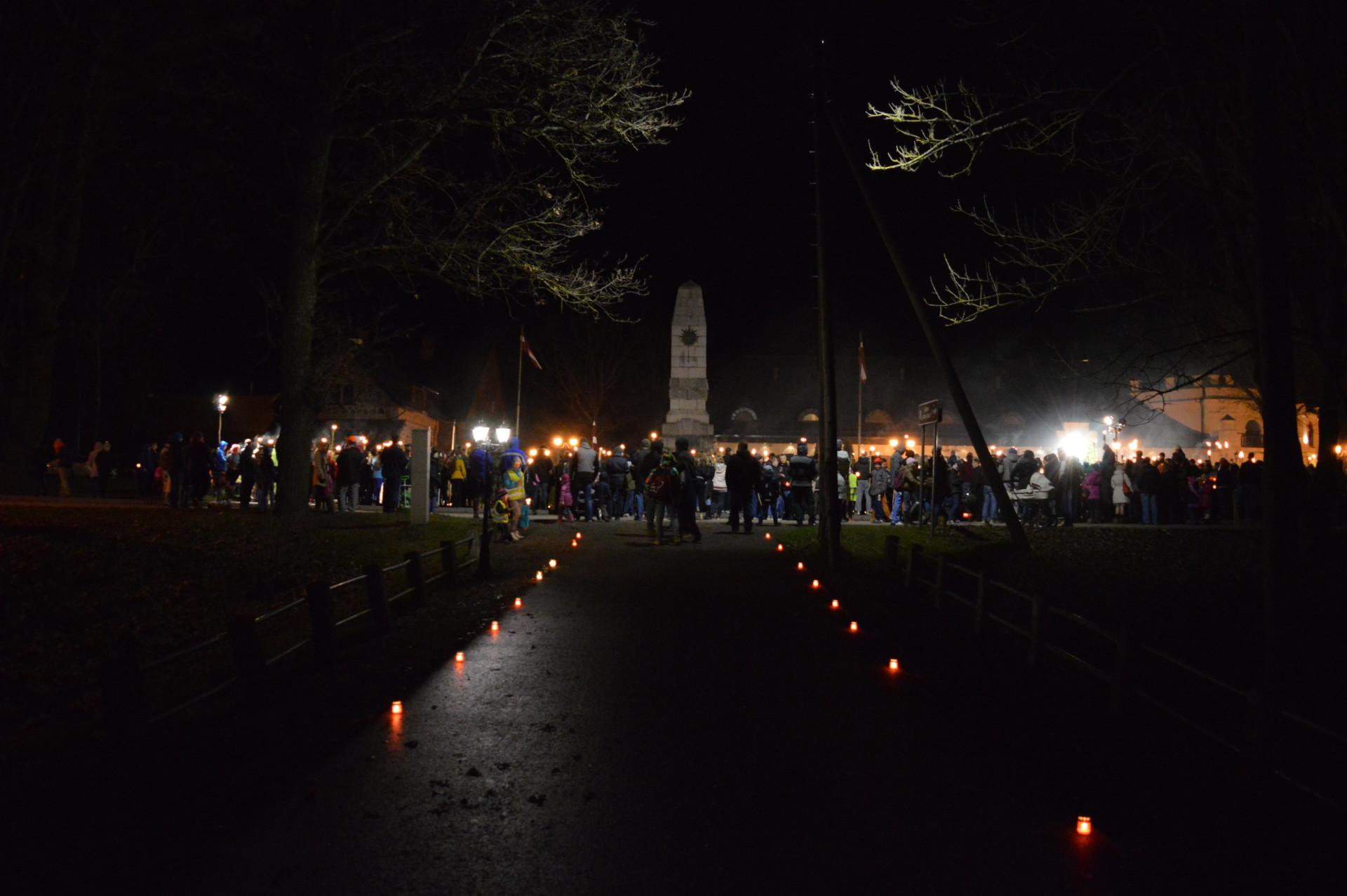 Piemineklis par Latvijas brīvību kritušajiem Gulbenes draudzes locekļiem Gallery photo