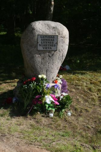 Latvijas Republikas armijas vasaras nometnes vieta