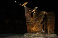 Viļa Plūdoņa piemineklis