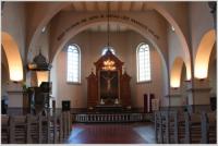 Saldus Sv. Jāņa evaņģēliski luteriskās draudzes baznīca