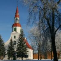 Valkas Lugažu Ev. Luteriskā baznīca