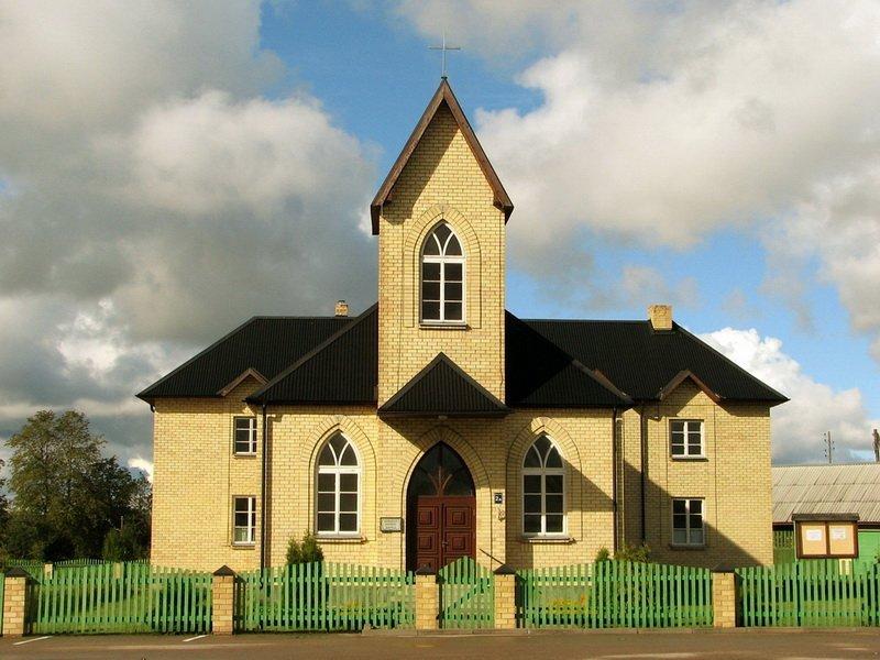 Dundagas baptistu baznīca Logo