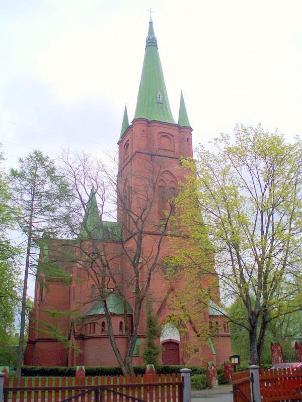 Sv. Annas luterāņu baznīca Logo