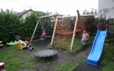 Bērnu laukumi