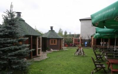 Vasaras mājiņa 12 vietas.