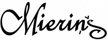 Mieriņš SIA kafejnīca Logo