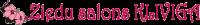 Klīviga, ziedu salons Logo