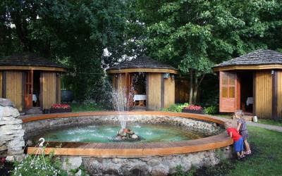 Mazas mājas Zaļais Dārzs