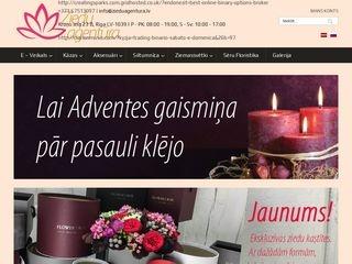 Ziedu pasaka Homepage
