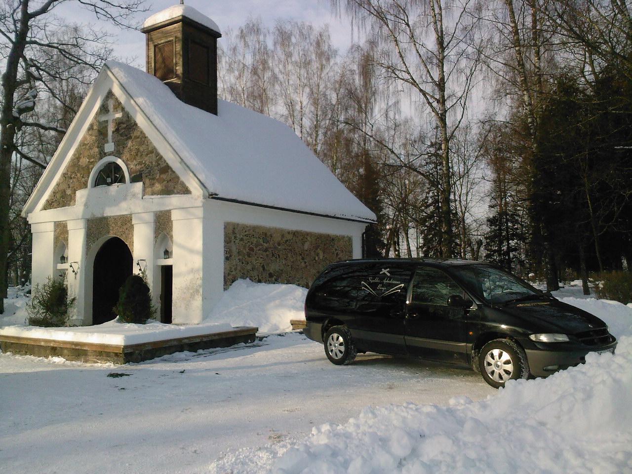 Apbedīšanas birojs Annas parks SIA