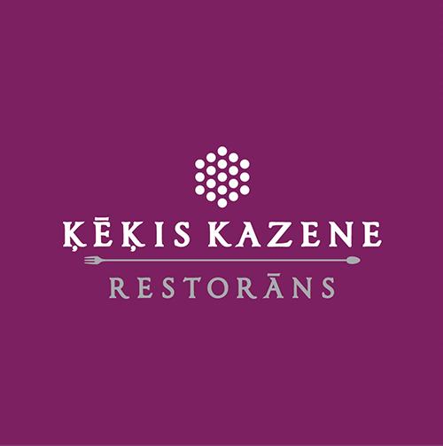 Ķēķis kazene, restorāns Logo