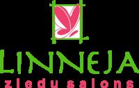 Linneja, ziedu salons Logo